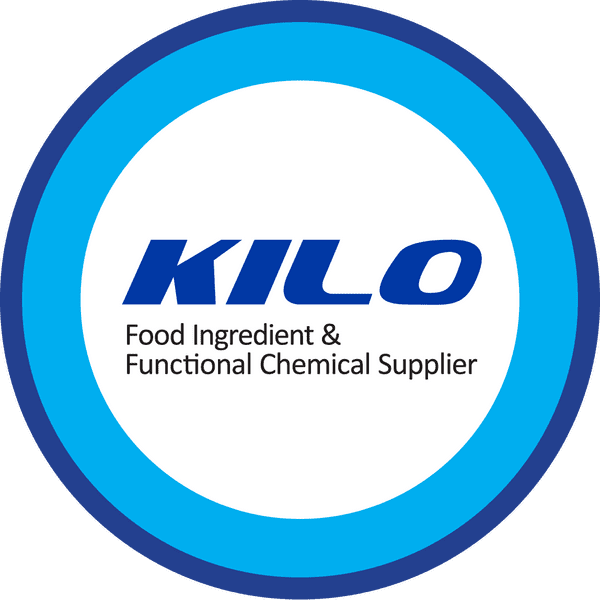 Kilo Ltd uk food ingredients supplier Logo